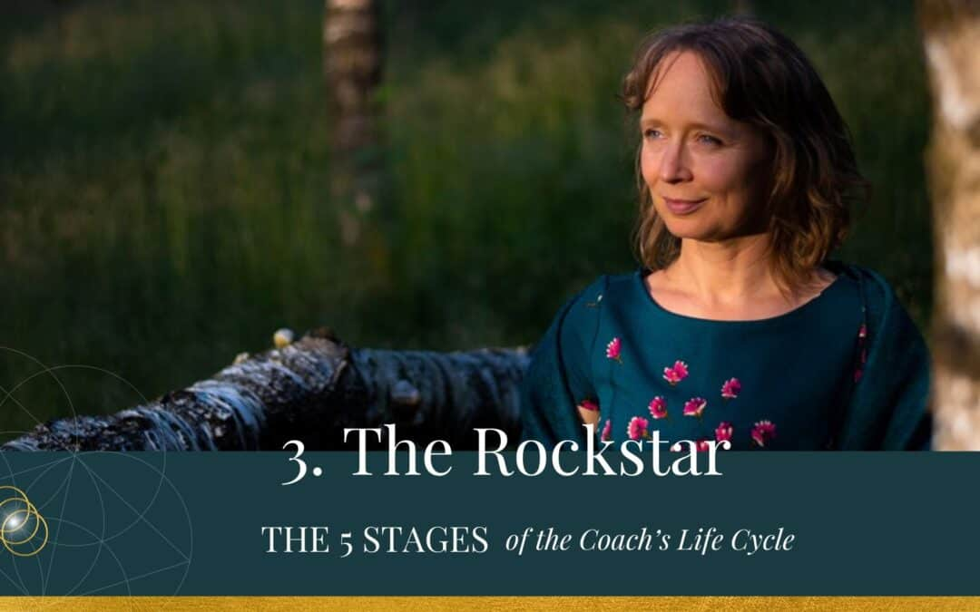 The 5 Stages of the Coach's Life Cycle –  The Rockstar